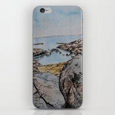 Take Me Down To The Water  iPhone & iPod Skin