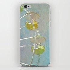 Carnival Ferris Wheel iPhone & iPod Skin