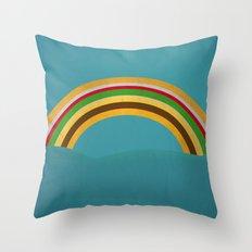 Hambow Throw Pillow