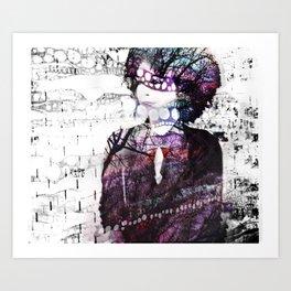Kenna Art Print