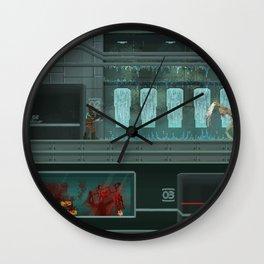 Pixelized: Dead space Wall Clock