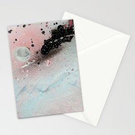 Negative Sky Stationery Cards
