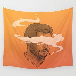 Smokin' Jay Wall Tapestry