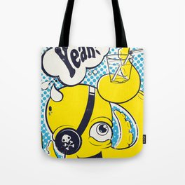 Davey the Octopus Tote Bag
