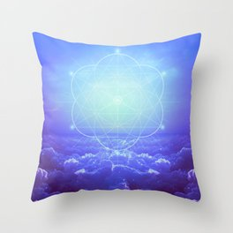 All But the Brightest Stars Throw Pillow