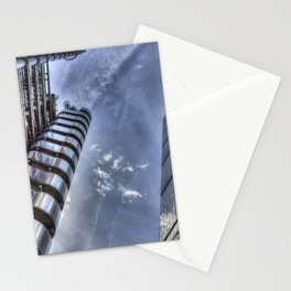 Lloyd's and the Cheese Grater  Stationery Cards