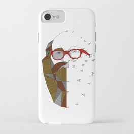 barbudo iPhone Case