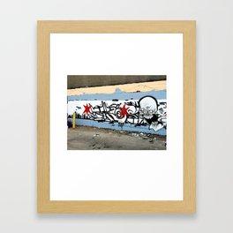 phes chicago  Framed Art Print