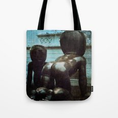 Alien Babies - Prague Tote Bag