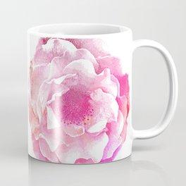 Etching Style Series_Modern Vintage Rose vol.3 Coffee Mug