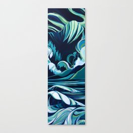 Northern Swell Canvas Print