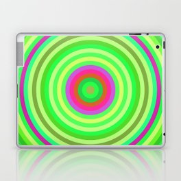 Retro Radial Laptop & iPad Skin