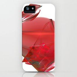 Kristall iPhone Case
