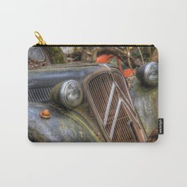 Old Citroen Carry-All Pouch