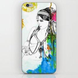 Tribal Beauty 6 iPhone Skin