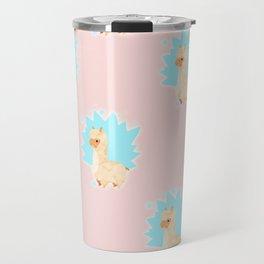Super alpaca Travel Mug