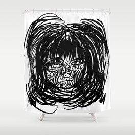 ELA Shower Curtain