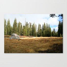 Camp Cole Canvas Print