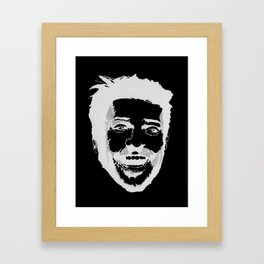 Charlie Day Framed Art Print