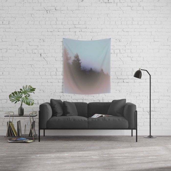 Silent Hill Wall Tapestry