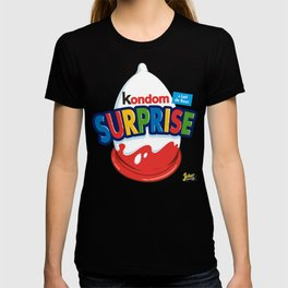 Kondom Surprise T-shirt