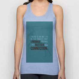Better Connection Unisex Tank Top