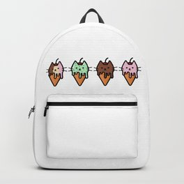 Kitty Ice Cream Backpack