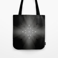 The combination of a situation. Tote Bag