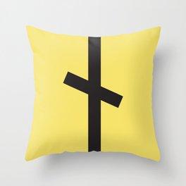 Showtasting - Rune 6 Throw Pillow