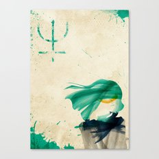 Sailor Neptune Canvas Print