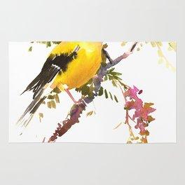 American Goldfinch Rug
