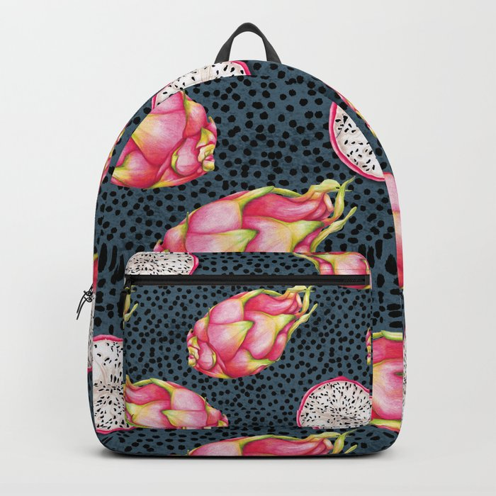 Inside The Dragon Backpack