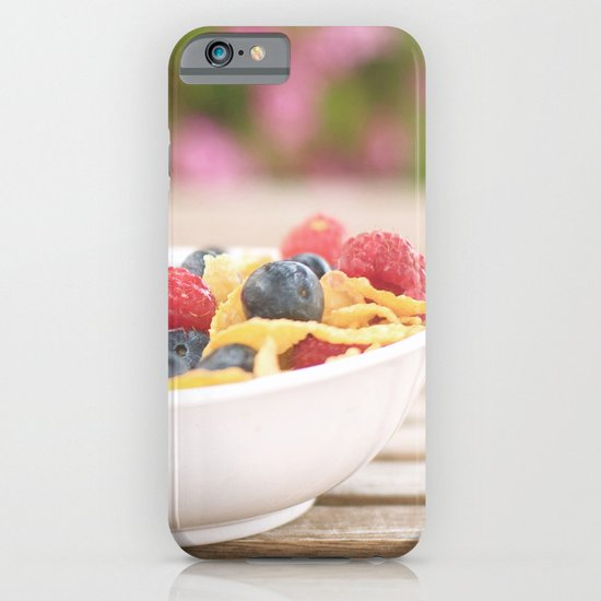 Breakfast iPhone & iPod Case