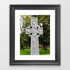 Celtic Spring Framed Art Print