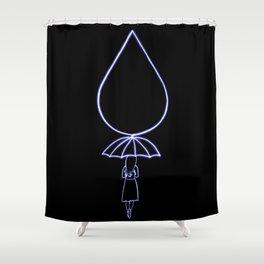 Let it Rain Shower Curtain