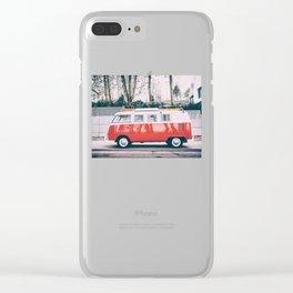 Combi car 4 Clear iPhone Case