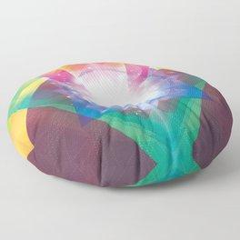 PRYSMIC ORBS II Floor Pillow