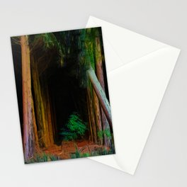Timber!! Stationery Cards