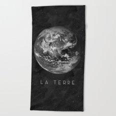 La Terre Beach Towel