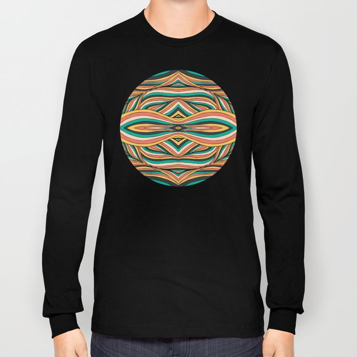 Retro Movement Long Sleeve T-shirt