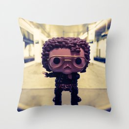 """""""Your butt is wide, well mine is too...Because I'm fat, I'm fat, sha mone!"""" Throw Pillow"""