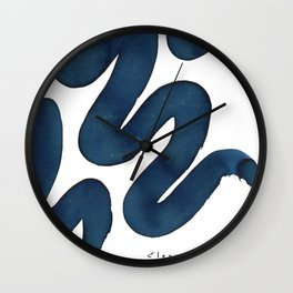 Friday Fun Wall Clock