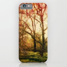 The trees whispered to me iPhone 6s Slim Case