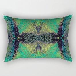 Fragment 87 Rectangular Pillow