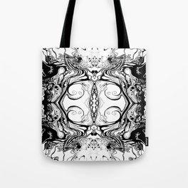Gemini Vixens Tote Bag