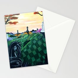World Of Chess Stationery Cards