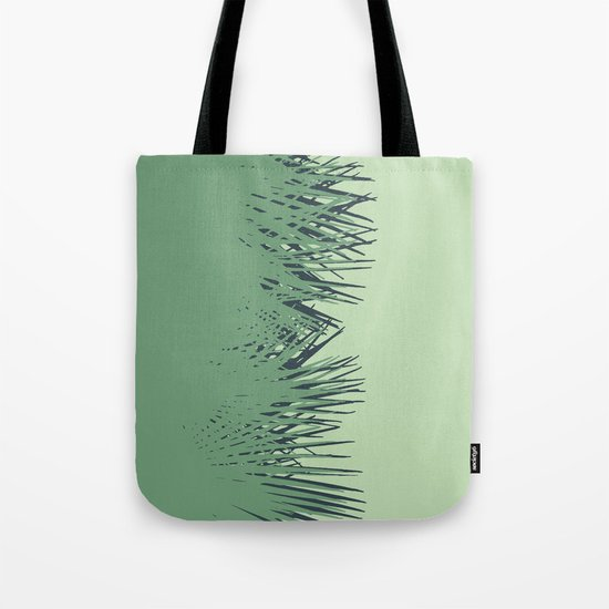 Cuban Palm Tote Bag