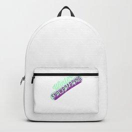 Winter Snowboarding gp Backpack