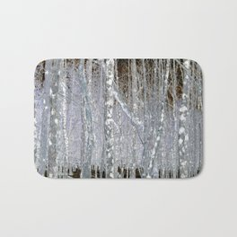 Winter Trees | Forest | Woods | Fantasy | Nadia Bonello | Canada Bath Mat
