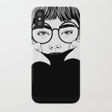 Inktober 06_2016 iPhone X Slim Case